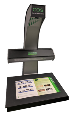 ODS 100 Overhead Book Scanner