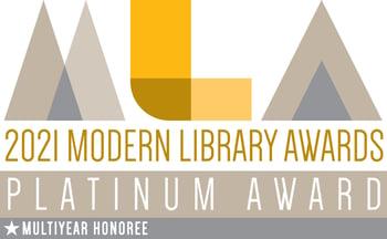 Scannx 2021 MLA Platinum Award